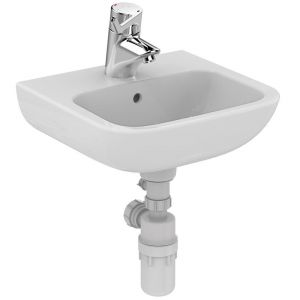 Image For Armitage Shanks Portman 21 40cm 1TH Washbasin (With Overflow)