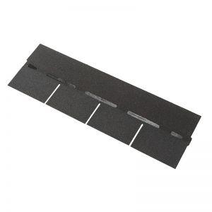 Image for Coroshingle Square Butt Roof Shingles in Slate Grey - 2m2 Pack Pack of 3