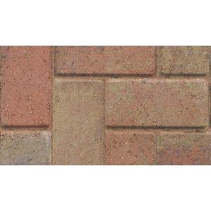 Image for Marshalls Standard Concrete Block Paving Sunrise - 200X100X50mm (9.76m2)