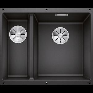 Image for BLANCO Kitchen Sink Subline 340/160-U Silgranit® Puradur® main Bowl Right - Anthracite