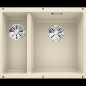Image for BLANCO Kitchen Sink Subline 340/160-U Silgranit® Puradur® main Bowl Right - Jasmine