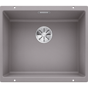 Image for BLANCO Kitchen Sink Subline 500-U Silgranit® Puradur®  - Alu Metallic