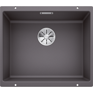 Image for BLANCO Kitchen Sink Subline 500-U Silgranit® Puradur®  - Rock Grey