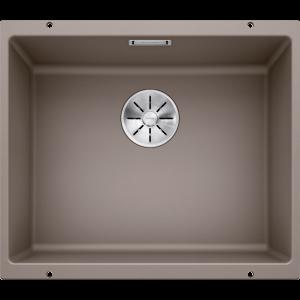 Image for BLANCO Kitchen Sink Subline 500-U Silgranit® Puradur®  - Tartufo