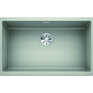 Image for BLANCO Kitchen Sink Subline 700-U  Silgranit® Puradur®   - Pearl Grey