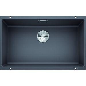 Image for BLANCO Kitchen Sink Subline 700-U  Silgranit® Puradur®   - Rock Grey