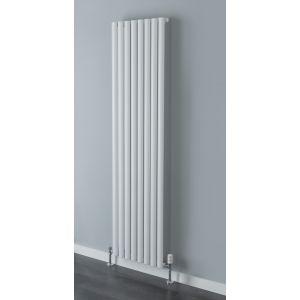 Image for Supplies 4 Heat Tallis Single Vertical Radiator White - 1820mm High