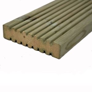 Image for Timber Decking Board - 32 x 125mm