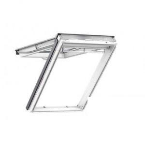 Image for Velux GPU 0060 White Top Hung Window CK06 (55 x 118 cm)