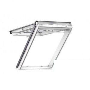 Image for Velux GPU 0060 White Top Hung Window FK08 (66 x 140 cm)