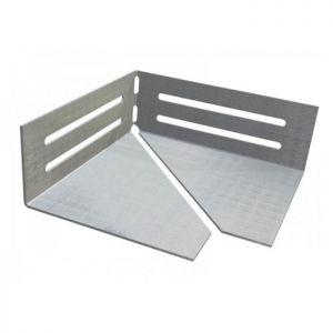 Image for Wallbarn Aluminium Edging Corner Connector - 100mm