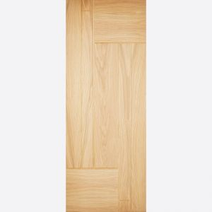 Image for LPD Warmer Door Fernando Oak External Door