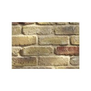 Image for Wienerberger Greenwich Yellow Multi Rustica Bricks 65mm 400 Pack