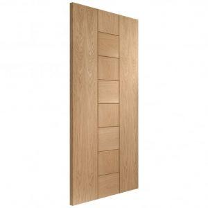 Image for XL Joinery Messina Internal Oak Fire Door