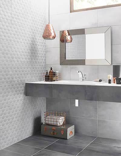 Ted Baker TacTile Grey Tiles
