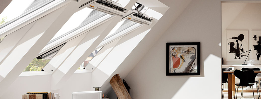 Solar Roof Windows