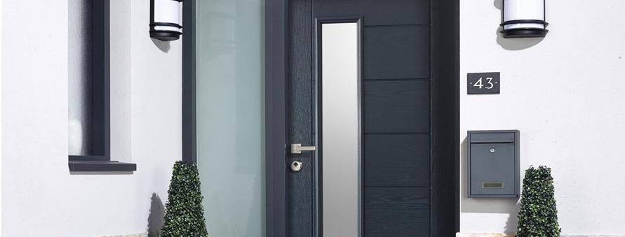 GRP External Doors