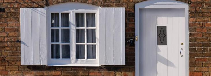 Harwood External Doors