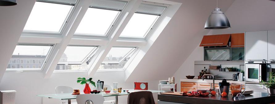 Kitchen Roof Windows