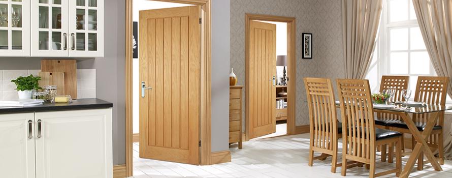 Oak Internal Doors Oak Veneer Doors Building Supplies Online