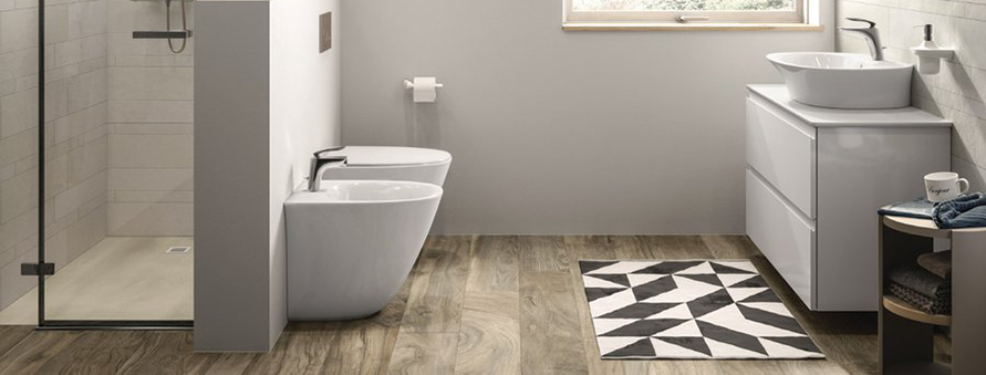 Modern Toilet & Basin Suites