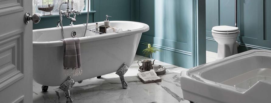 Traditional Bathroom Suites